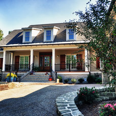 Traditional Exterior by Tab Premium Built Homes