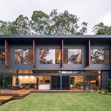 NEW BUILD: Doonan House