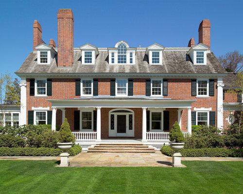 25 Best Brick Exterior Home Ideas & Decoration Pictures   Houzz
