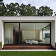 Modern Exterior by Specht Harpman Architects