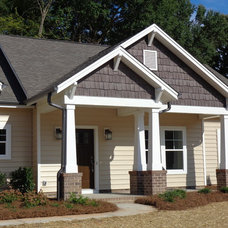 Traditional Exterior by Stonecrest Homes