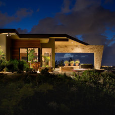 Contemporary Exterior by Dawson Design Group