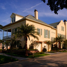 Traditional Exterior by Southeastern Door & Window, Inc.