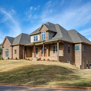 75 Brick Exterior Home Design Ideas Amp Remodeling Pictures