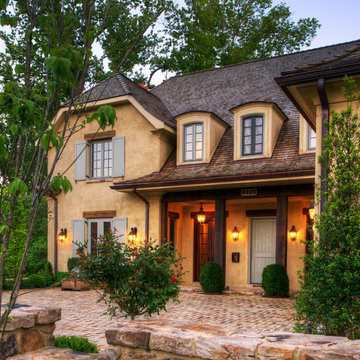 New Country French Cottage