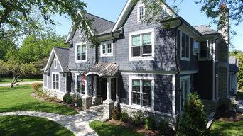New Custom Home:  Glenview - 950