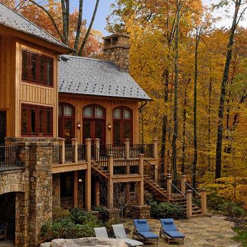 New Custom Home - Natural Surroundings