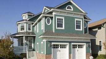 New Custom Home, Ocean City, NJ