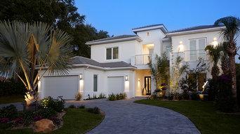 New Custom Home - Palm Beach Gardens