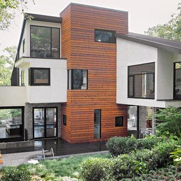 New Custom Modern Single Family Home