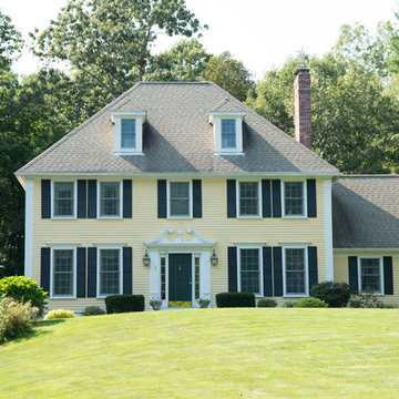 New England Hip Colonial