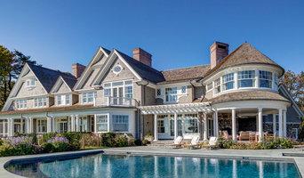 New England Shingle Style Residence
