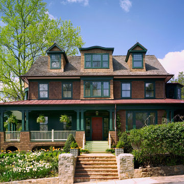 New England Shingle Style—in DC