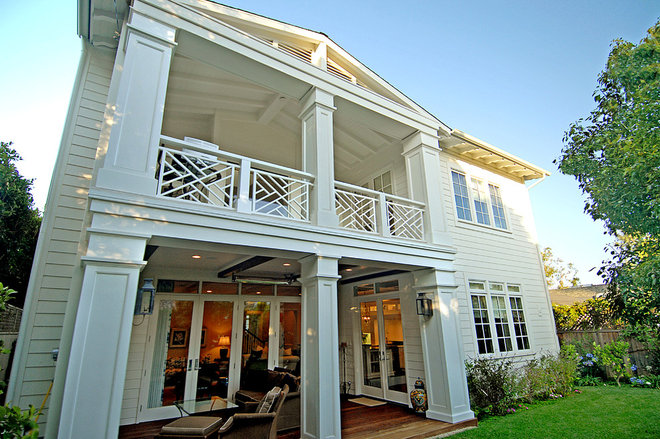 Traditional Exterior by Structure Home