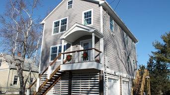 New FEMA Coastal Home