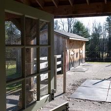 Farmhouse Exterior by Judge Skelton Smith Architects