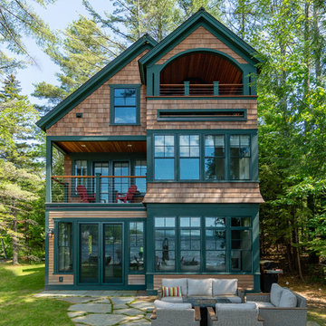 New Hampshire Lake House