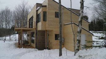 New Harbor residence