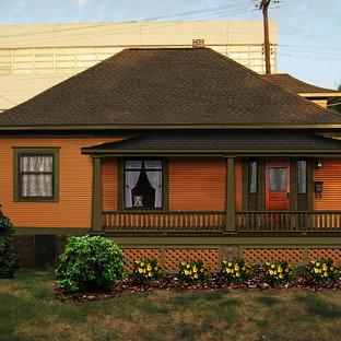 New Historic Porch