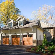 Traditional Exterior by J. Schwartz, LLC Remodeling & Fine Homebuilding