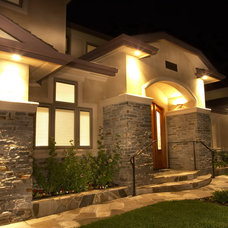 Traditional Exterior by RemodelWest
