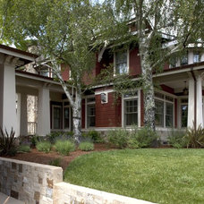Eclectic Exterior by Thomas Rex Hardy, AIA