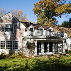Traditional Exterior by Orion General Contractors