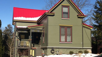 new life for old painted lady