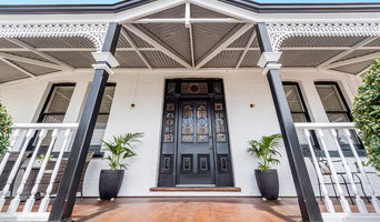 New look front as part of our renovation work of c1898 cottage in East Fremantle