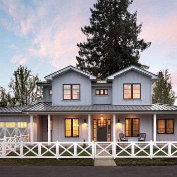New Menlo Park Residence