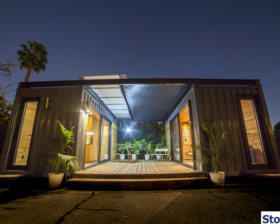 New old stock off grid shipping container dwellings for Smart house container