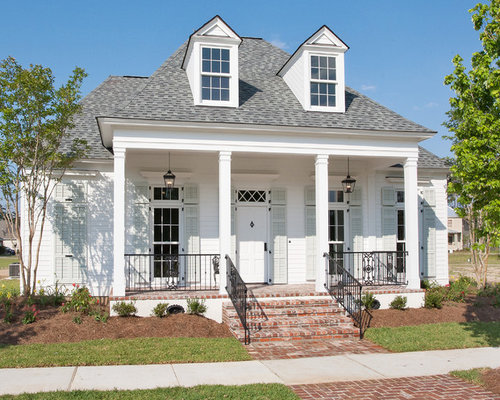 New Orleans Cottage Home Plans Orleans Style House Plans