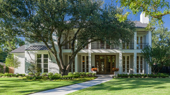 New Orleans Style Transitional Home
