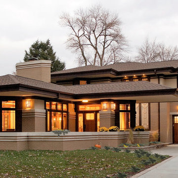 New Prairie Style Residence - River Forest, IL