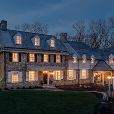 Traditional Exterior by Period Architecture Ltd.