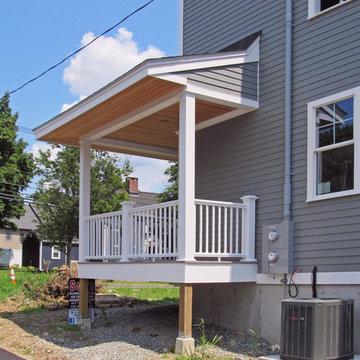 New Residential Condominiums