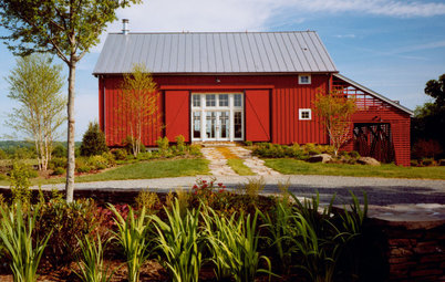 On an Architect's Bucket List: To Live in a Barn