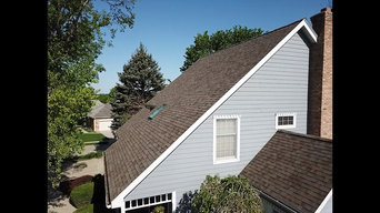 New Roof and Skylight by Hometown