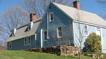 New Roof on Historic Home
