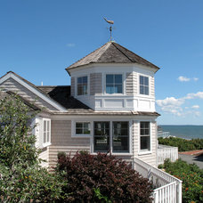 Traditional Exterior by stephen magliocco associates, architecture