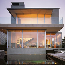Modern Exterior by Kindred Construction Ltd.