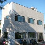 White rock house ii modern exterior seattle by - Method homes espana ...