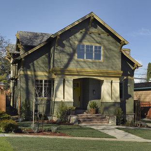 Craftsman exterior home idea in San Francisco