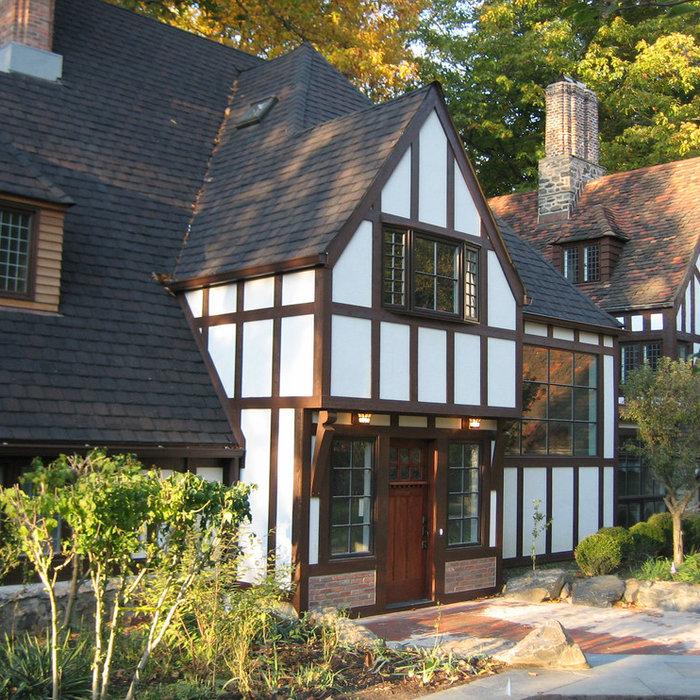 Dobbs Ferry...a New Tudor House