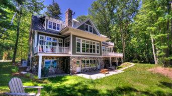 New Vintage Lake House