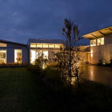 Contemporary Exterior by Hamlet Projects