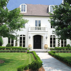 traditional exterior by New Design Studios