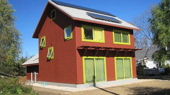 NewenHouse - LEED and Passive Haus