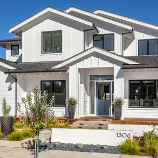 Newport Beach Colonial Modern Farmhouse