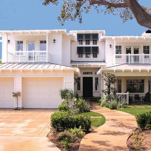 Newport Beach Plantation Style